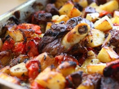 Tava (Cypriot Baked Lamb) | Tasty Kitchen: A Happy Recipe Community!