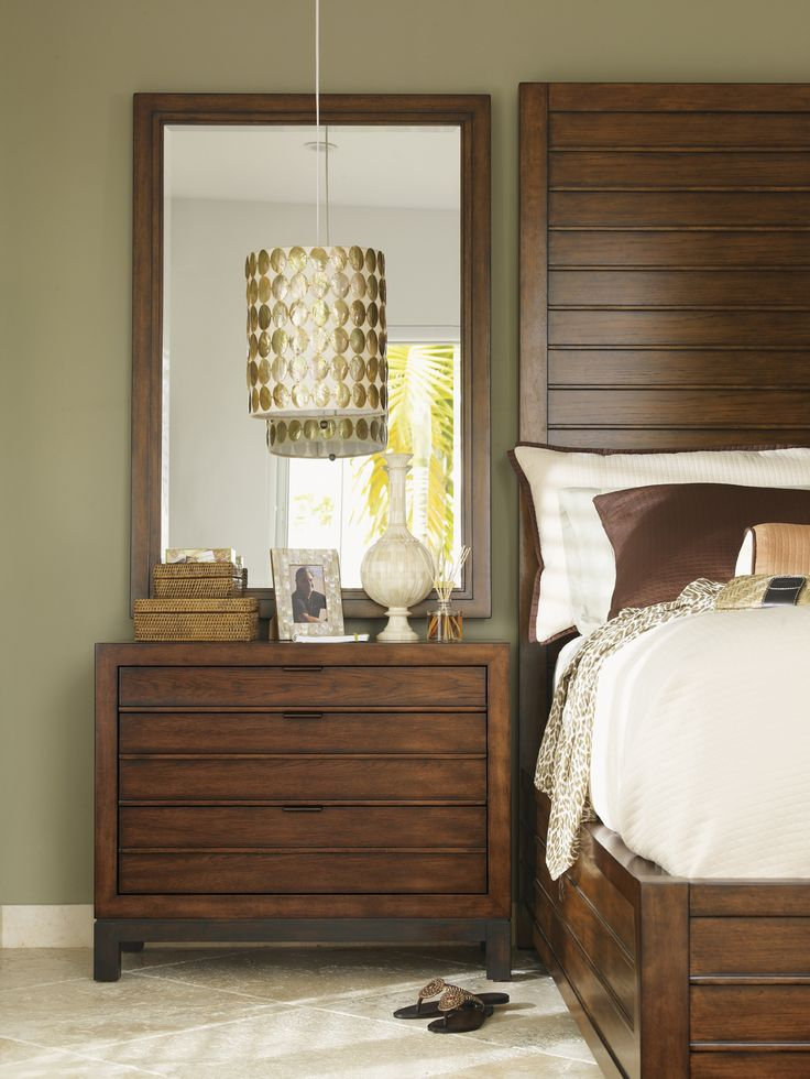 tommy bahama home ocean club collection bedroom coastaldesign - Fruitwood Bedroom Furniture