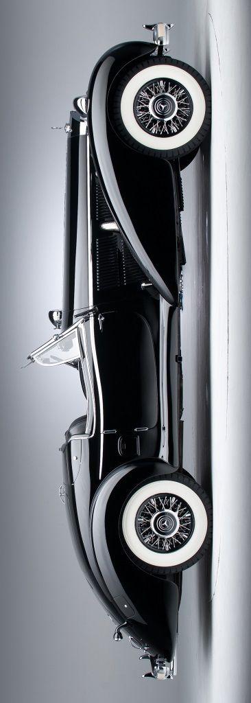 1939 Mercedes-Benz 540K Special Roadster …. schön, schön …