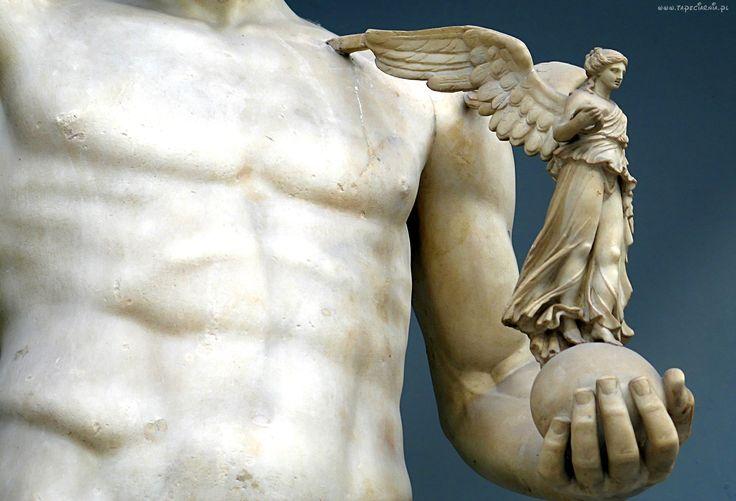 Rzeźba, Anioł, Tors