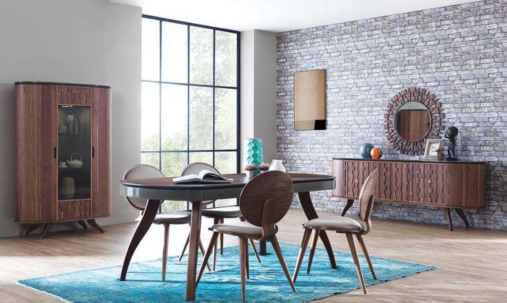 Modern Tasarımlar ile evinizde değişim yapmaya hazır mısınız ? Tarz Mobilya'nın 2017 yemek odası koleksiyonları ile evinize Tarz Stilini getiriyoruz. #yemekodası #yemekodasi #tarz #tarzmobilya #mobilya #mobilyatarz #furniture #interior #home #ev #dekorasyon #şık #işlevsel #sağlam #tasarım #konforlu #livingroom #salon #dizayn #modern #rahat #konsol #follow #interior #armchair #klasik #modern
