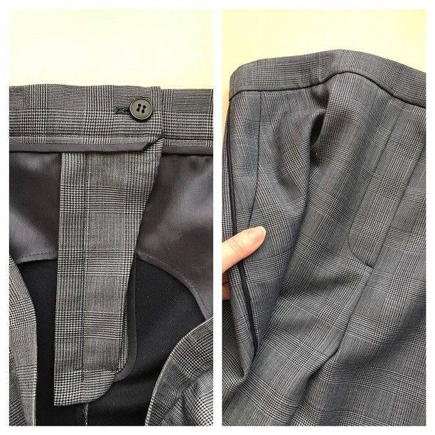 Брючки ) в боковых швах вставлен кант. Выполнено на заказ.#пижамавгородскомстиле #шьюназаказмосква #люблюсвоюработу❤️ #шьюсвадебныеплатья #шьювечерниеплатья