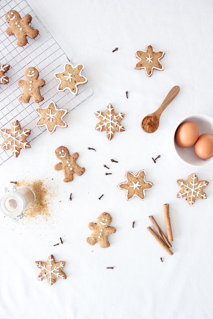 Biscuit de Noel au pain d'épices Photo by C Dubois