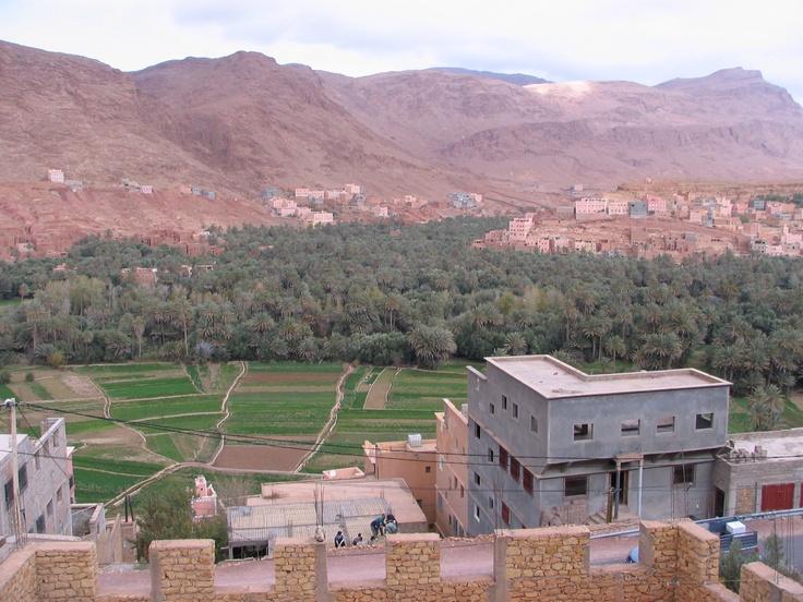 big valley Morocco