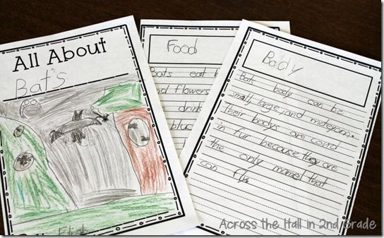Write About It Wednesday: Expository Writing- non-fiction animal books