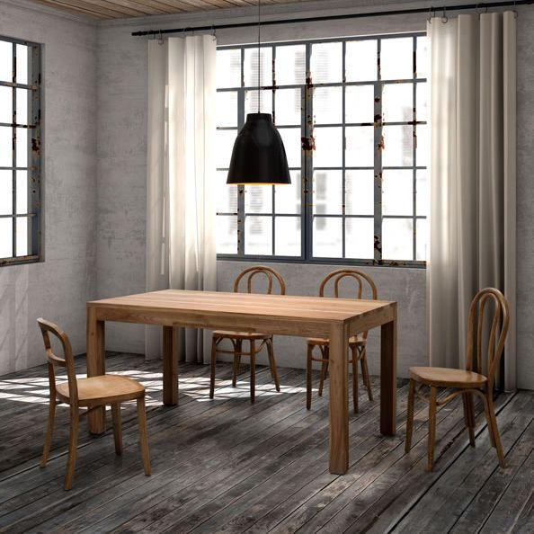 Elm Wood Harvest Table: Bronze Ceilings, Fillmore Dining, Elm Wood, Dining Rooms Furniture, Zuo Modern, Rustic Farmhouse, Harvest Tables, Ceilings Lamps, Dining Tables