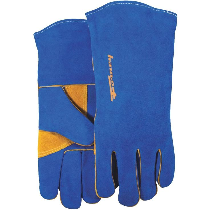 Forney Lrg Hd Welding Gloves