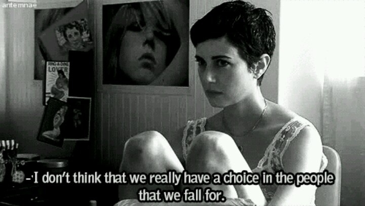 True, and Mia Kirshner is cute with short hair :)