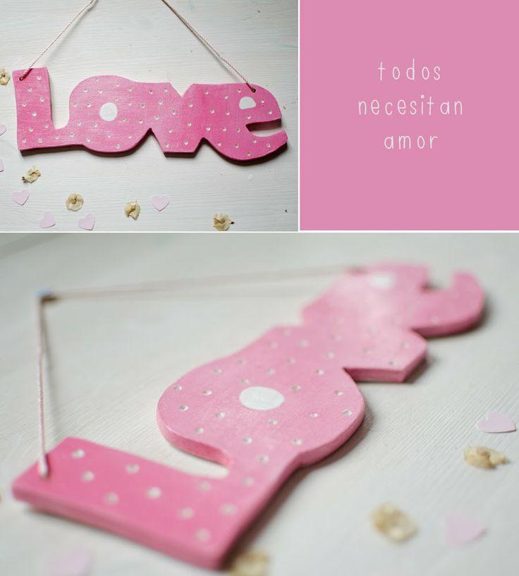Love, by La Magia di Nina