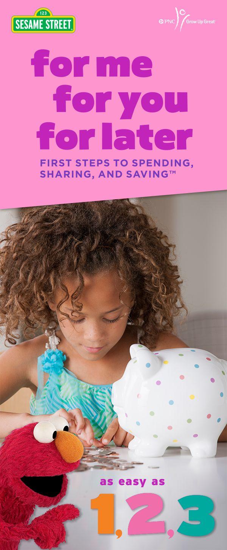 Help children develop the financial basics that
