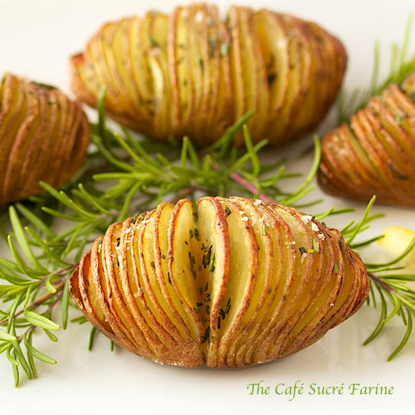 RecipeTin Eats ESSENTIALS | Hasselback Potatoes - 5 Takes  |  Organize and save your favourite recipes OFFLINE on your iPhone or iPad with @RecipeTin! Find out more here: www.recipetinapp.com      #recipes #vegan