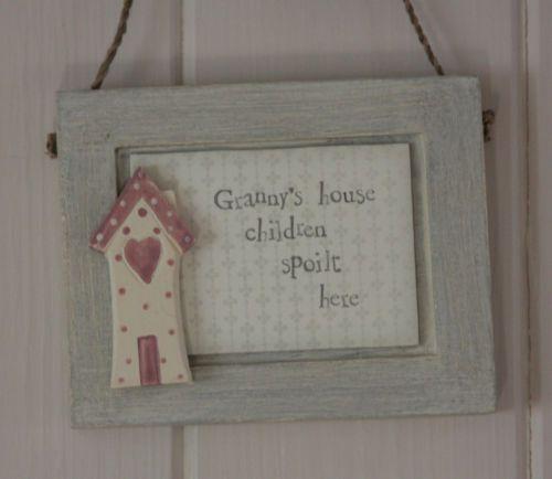 Maison de grand mère les enfants sont gâtés j'adore
