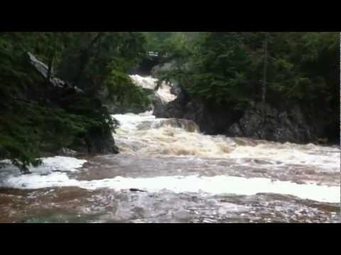 Park Falls,Pictou County, Nova Scotia. 10-9-2012,