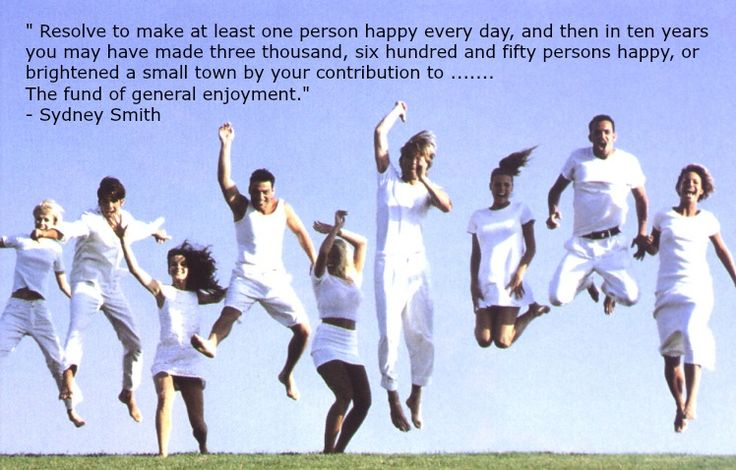 Happiness!!! Embrace it