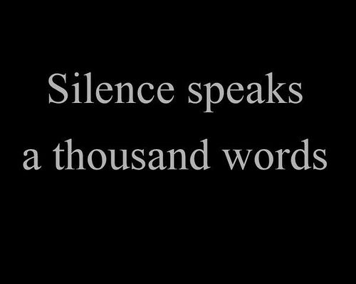 #Hurt #Quotes #Love #Relationship Silence Facebook: http:/… | Flickr