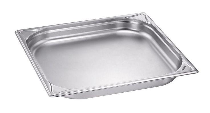 GTARDO.DE:  Edelstahl GN-Behälter 1/3 GN, bis 280°C, BxTxH 325x176x40 mm, 1.4 Ltr., GN 1/3-40 16,00 €