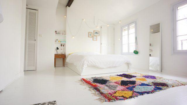 Appartement de la blogueuse Annouchka