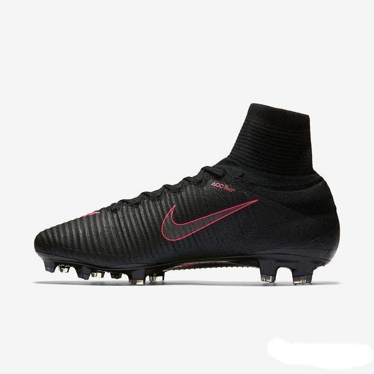 Ανδρικά παπούτσια ποδοσφαιρικά nike MERCURIAL SUPERFLY V FG - 831940-006