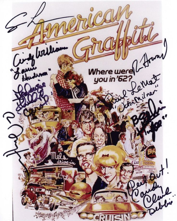54 Best Images About American Graffiti 1973....... On