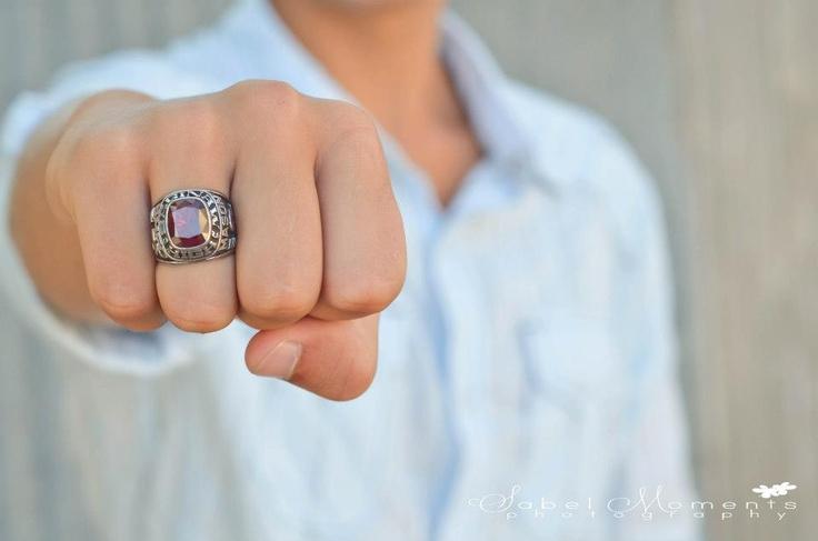 Senior Boy, Ring Picture