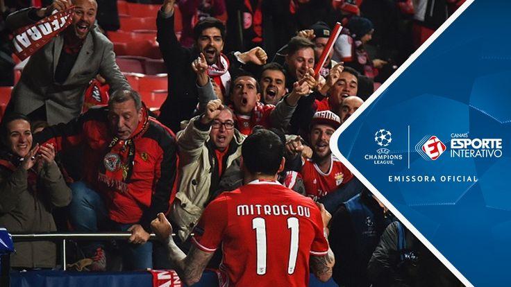 Melhores Momentos - Benfica 1 x 0 Borussia Dortmund - Champions League (...