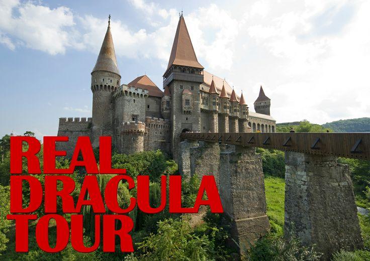 Hunyadi Castle in Transylvania