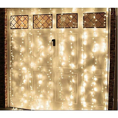 HITOP 96/216 LED 3.5M/5M Eisregen/Eiszapfen Lichterkette Weihnachtsdeko Weihnachtsbeleuchtung Deko Fairy Christmas INNEN und AUSSEN (Warmes Weiß - 3.5M) HITOP http://www.amazon.de/dp/B016U32BQ6/ref=cm_sw_r_pi_dp_Vv4pwb1S8NXR2
