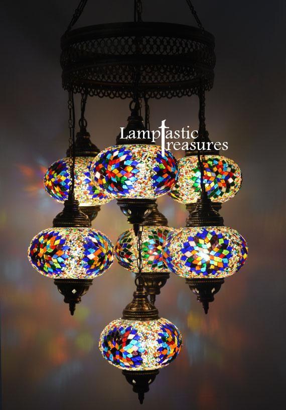 Moroccan Chandelier Lighting Fixture