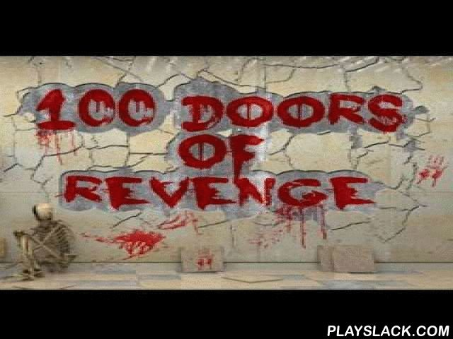 100 Doors Of Revenge  Android Game - playslack.com , 100 Doors of Revenge is another thinking game for Android from creators of 100 Doors 2013. Gipnetix Games seem to be at their champion now. They do not forget to modify their preceding product; they want to please you with a brand-new problem as well.  The game has the same work: you have to supervise to ajar the door in the elevator that will take you to the next floor. After getting to the support arriving  you spy one more elevator…