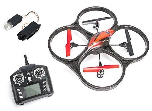 V606C WLToys - Quadricoptero Explorer mediano con cámara HD - http://www.midronepro.com/producto/v606c-wltoys-quadricoptero-explorer-mediano-con-camara-hd/