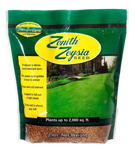 Zenith Zoysia Grass Seed (2 lbs.) 100% Pure Seed  //Price: $ & FREE Shipping //    #home #interior #mirror #decor #design