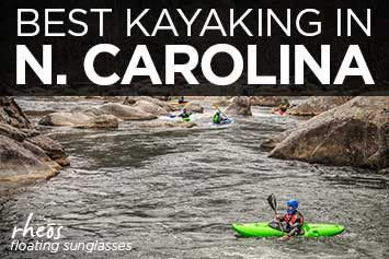 Hands down the best guide for Kayaking, Whitewater, and Paddling in North Carolina! You can browse the quick-view map and see live Instagram feeds for each location. Outfitters tagged. No excuses- plan a trip for this weekend!