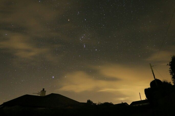 Starry night #StAgnes