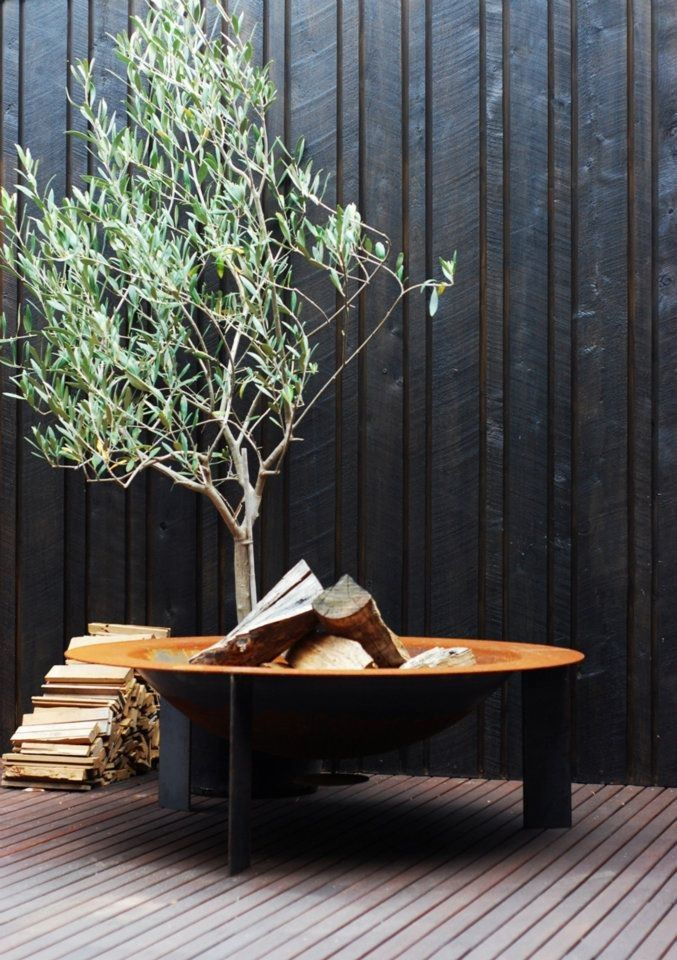 relax here • melbourne, australia • life space journey • photo: armelle habib • via remodelista