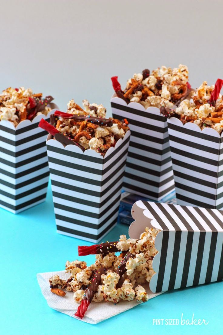 Movie Theater Popcorn - your movie nights won't be the same. Grab the kids and make some fun popcorn!