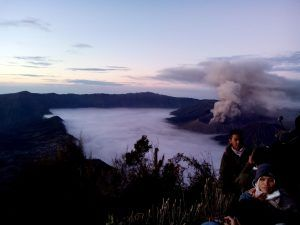 Bromo Midnight Tour start from surabaya or malang. cheap tour to visit mount bromo and no need a hotel room, very recomended for budget travel.