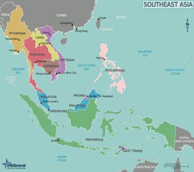 Virtual Presentation: A Journey into Southeast Asia - Intercultural Education in K-12 Classrooms, Carolina Navigators Articles