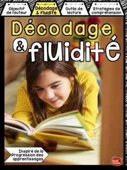 Stratégies de lecture: décodage et fluidité