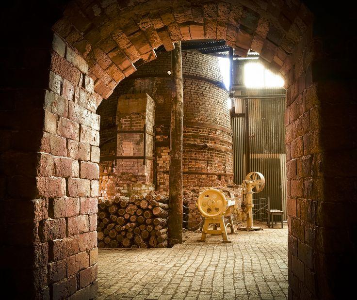 RoyalAuto July16. 10 things to love about Bendigo. Bendigo Pottery. Photos: Anne Morley. #royalauto #bendigo #bendigopottery #pottery #ceramics
