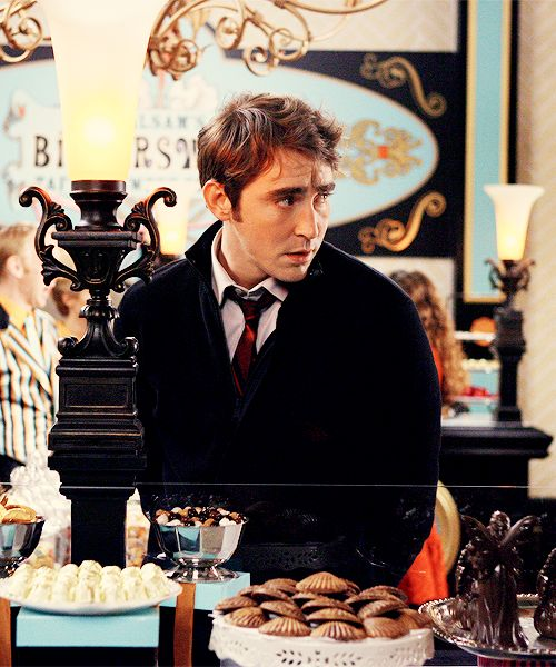 love him so much in pushing daisies