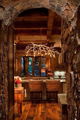 Love the natural stone #naturalstone #home. Looking for granite products? Contact Universal Stone Inc. today- visit the website at http://www.universalstone-inc.com/.