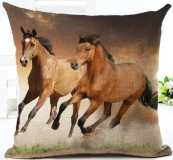 Shop24seven365 for this gorgeous wild horse cushion. Many different colours and styles available for only $13.10 with free shipping when you buy through www.shop24seven365.com.au