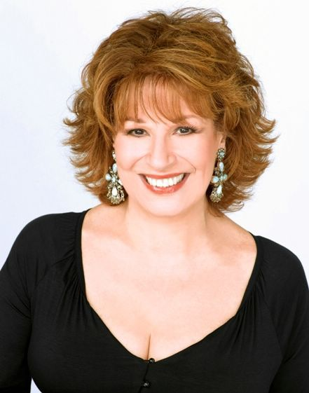 Awesome Joy behar hairstyle for women over 40s