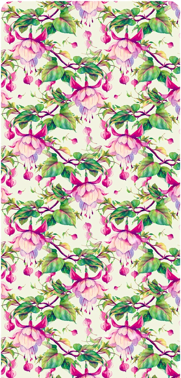 http://www.behance.net/gallery/fuchsia-pattern/7687783