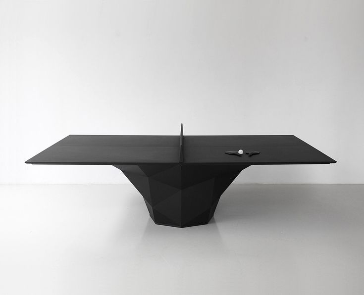 The Ephemeralist By Public Ping Pong Worldwide (POPP)   OBJECT   Pinterest    Dinning Table, Game Rooms And Concrete