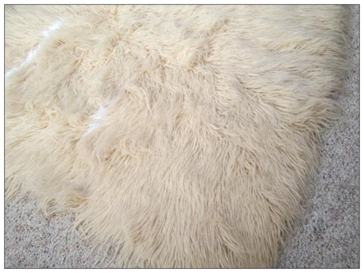 How to Clean a Sheepskin Rug Lambskin rug, Sheepskin rug
