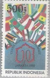 non-aligned countries movement  indonesia 1992