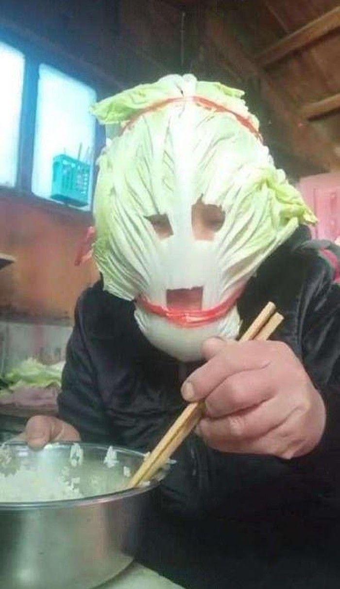 マスク 中国 おもしろ