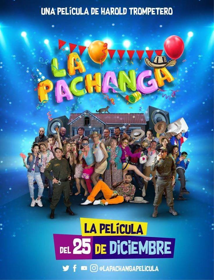 La Pachanga 2019 Tt11385190 Col Peliculas En Español Películas En Línea Peliculas De Comedia