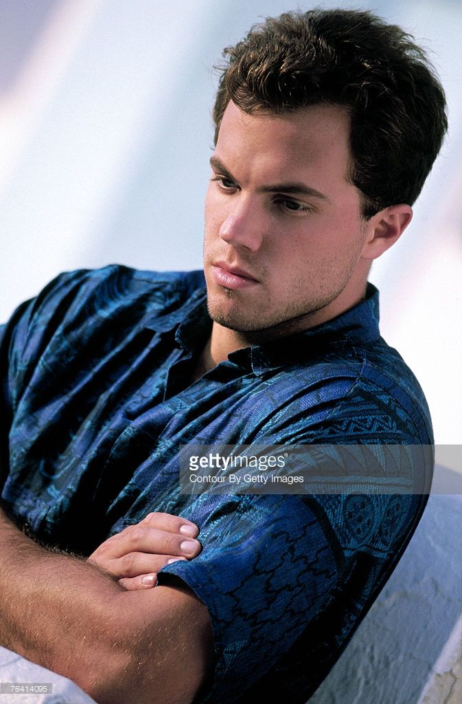 Adam Baldwin; Adam Baldwin by Cesare Bonazza; Adam Baldwin, Self Assignment, September 1, 1988